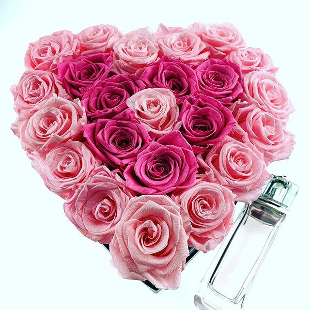 Luxuriöse Rosen Arrangements die bis zu