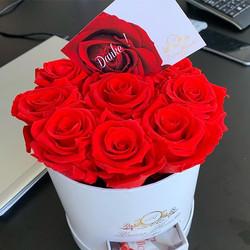 Kundenfoto 🥰 #rosenbox #roterosen #dank