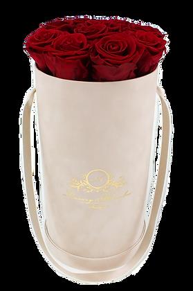 Glamour Flowerbox Beige M