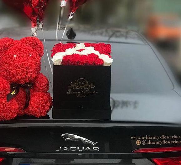 Flowerbox Chauffeur Lieferservice