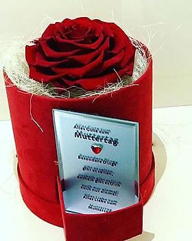 12.05 ist Muttertag. Flowerbox zum Muttertag