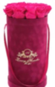 Glamour Flowerbox Fuchsia Hot Pink_edite