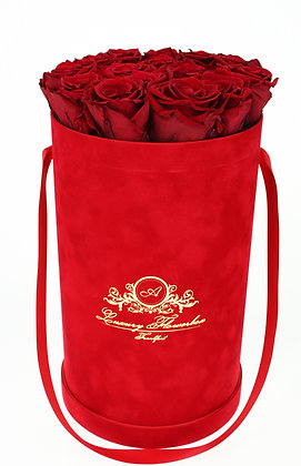 Glamour Flowerbox Red L