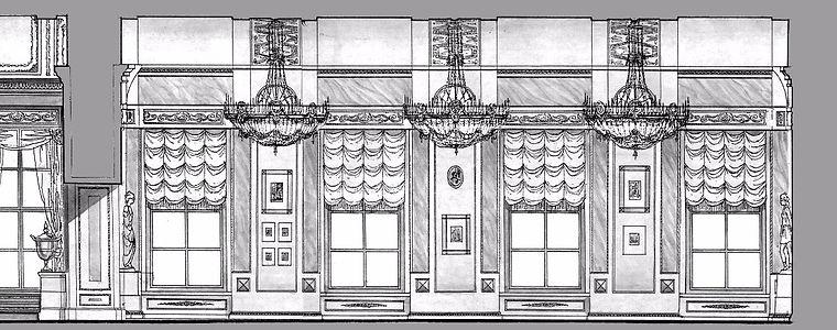 КОНТЕНТ-ВА. Интерьерные решения. Резиденция Президента в Кремле