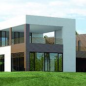 КОНТЕНТ-ВА. Проектирование зданий. Частные экстерьеры.