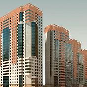 КОНТЕНТ-ВА. Проектирование зданий. Коммерческие экстерьеры.