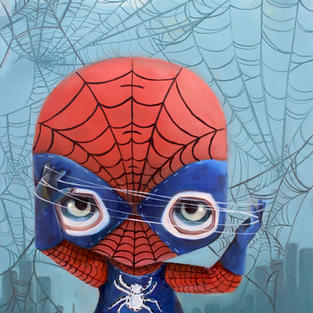 Trapped in your Web