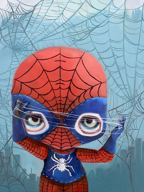 Caught in Your Web