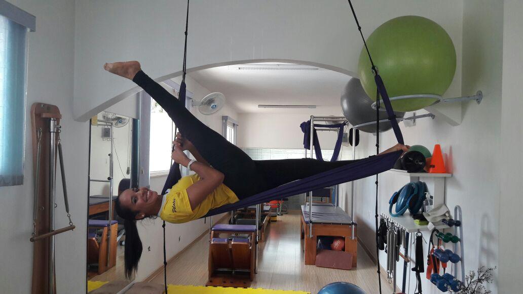 Pilates top sbc