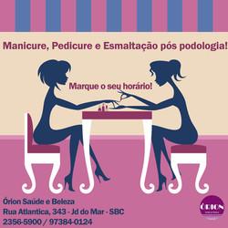 Manicure pedicure sbc