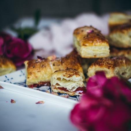 Guava Rose Tart-lets