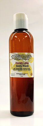 Honey Love Body Wash