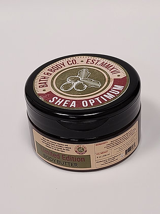 Limited Edition Body Butter (Unisex)