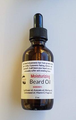 Moisturizing Beard Oil