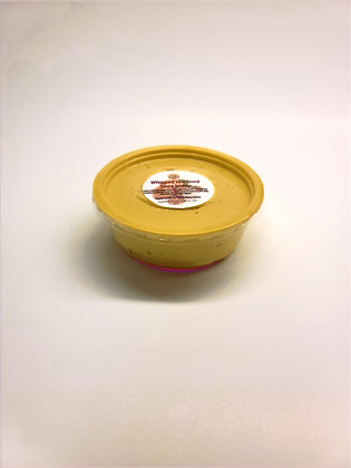 8 oz Unrefined Whipped Shea butter