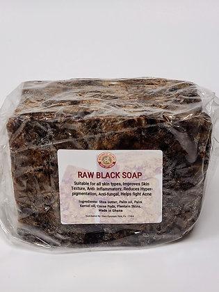 African Black Soap 16 oz