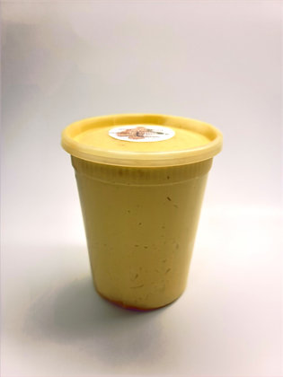 32 oz Whipped Unrefined Shea Butter