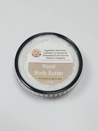 Royal Body Butter