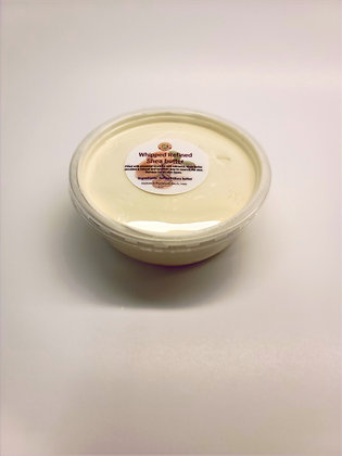 8 oz Whipped Refined Shea butter
