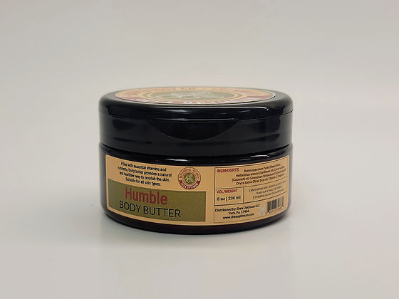 Humble Body Butter