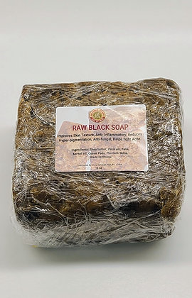 African Black Soap 16 oz