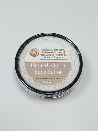 Limited Edition Body Butter