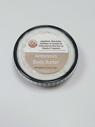 Ambitious Body Butter (Men)