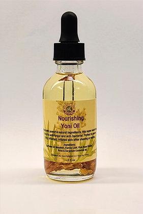 Nourishing Yoni Oil