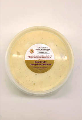 Creamy Chebe Powder Hair Butter