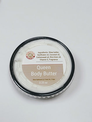 Queen Body Butter
