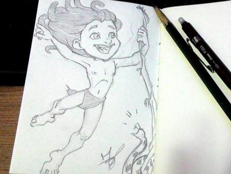 SESSÃO NOSTALGIA! #tbt - Tarzan (Disney) 1999