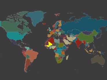 Послушайте все диалекты мира на одной интерактивной карте