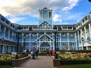 Disney's Beach Club Resort: Review
