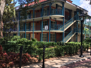 Disney's Port Orleans Resort - French Quarter: Review