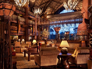 Disney's Animal Kingdom Lodge: Review
