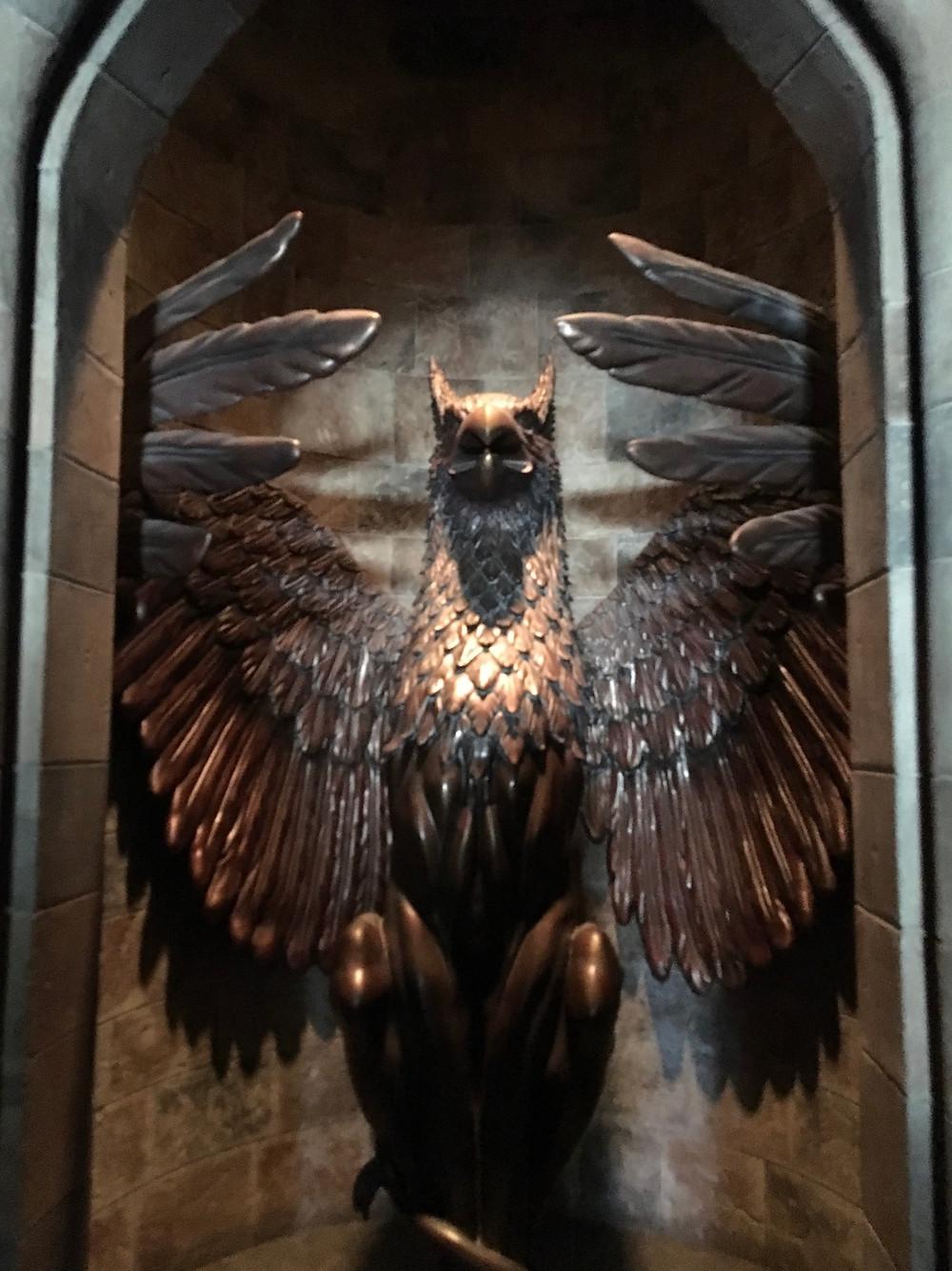 Bronze Phoenix