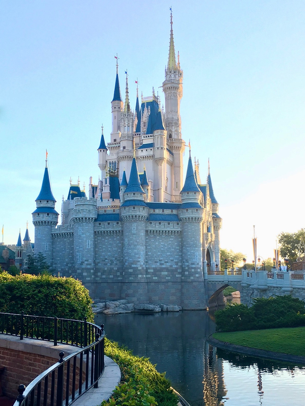 Magic Kingdom Castle at Disney World