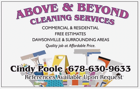 reputable-cleaning-service-dawson-county