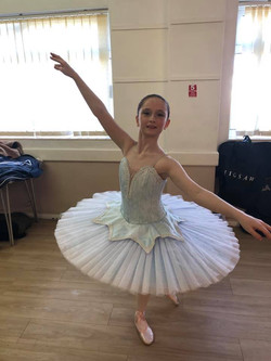 Lily Ballet Solo.