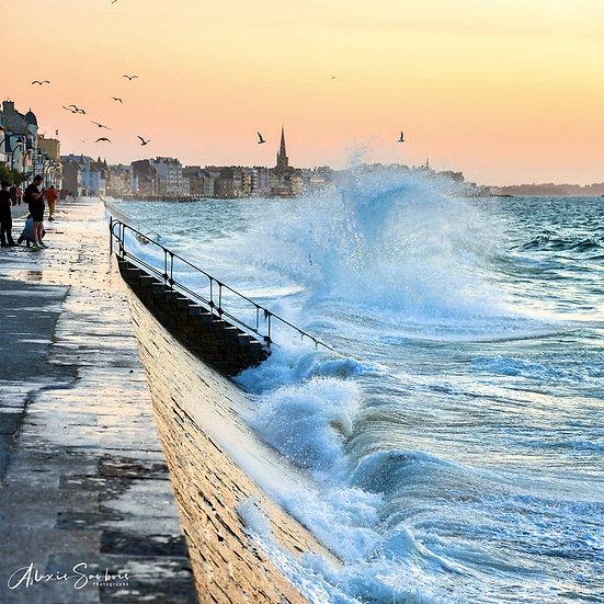 Grande marée Sept 2020