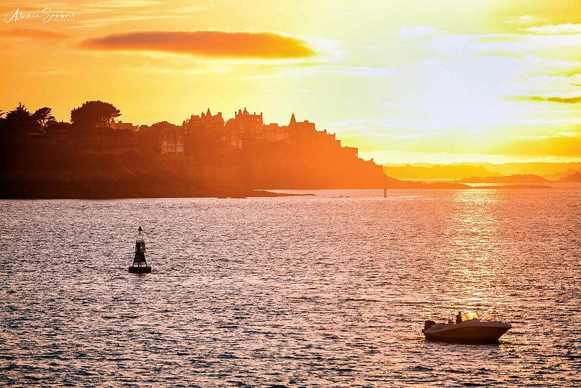 Dinard depuis Saint-Malo