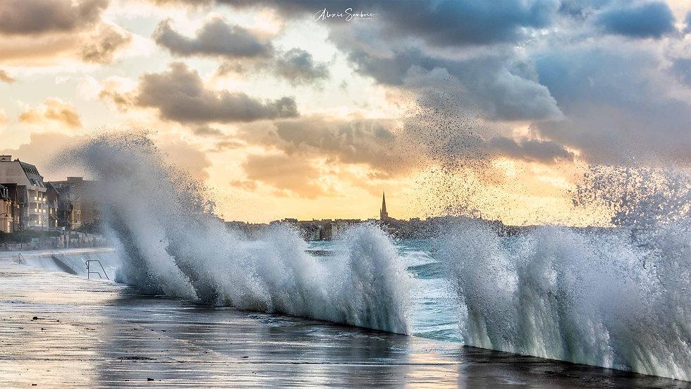 [16:9] Les grande marée d'octobre 2021 sous un magnifique soleil