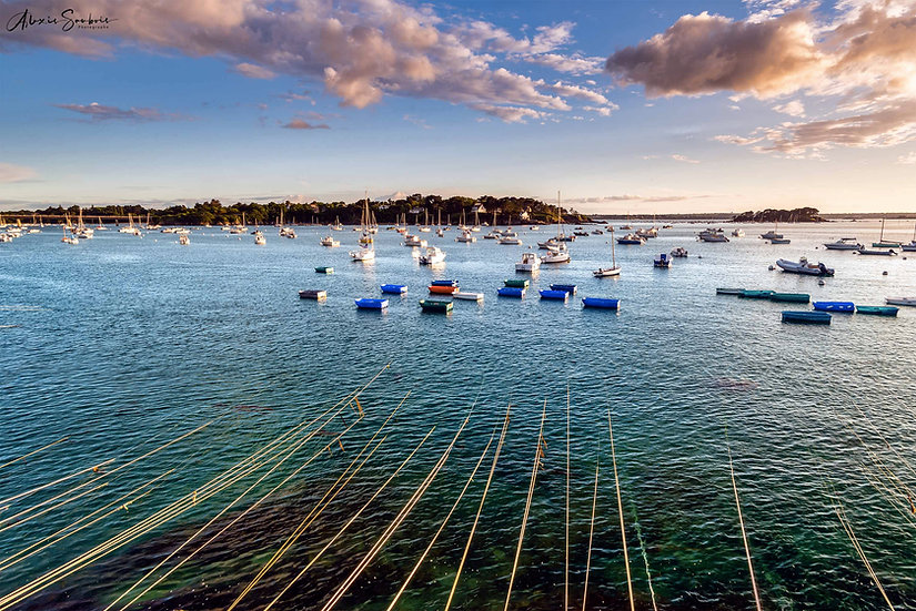Saint-Briac et ses centaines de bateaux