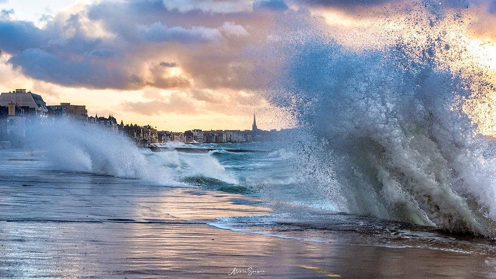 [16:9] Les grande marée d'octobre 2021 sous un magnifique soleil (2)