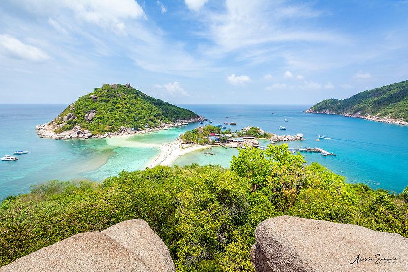Koh Tao - Nang Yuan Island