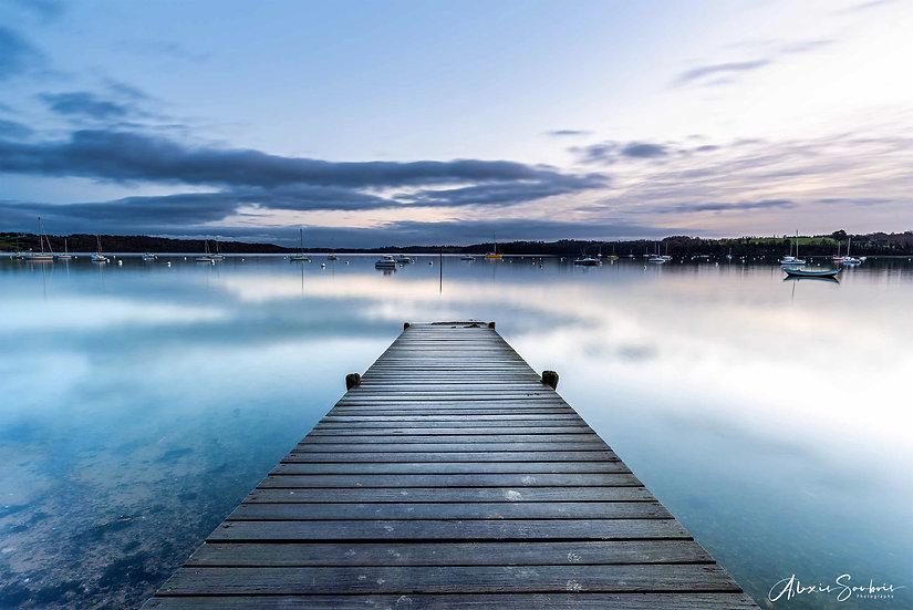 La Rance.. un lac