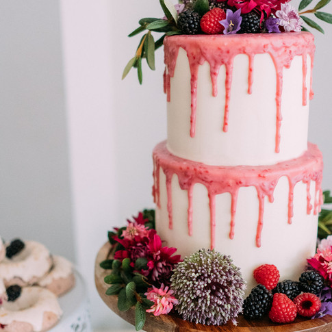 Intimate Restaurant Wedding Inspiration