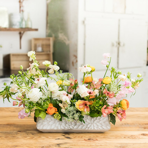 How to Create a Spring Arrangement
