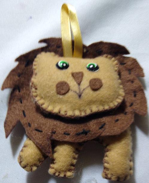 Chaveiro - Leão