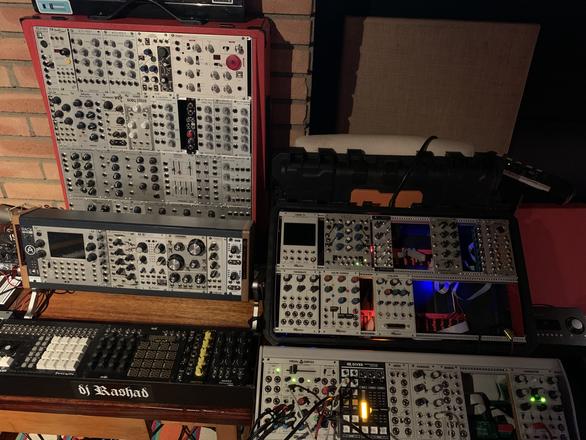 Modular synth madness
